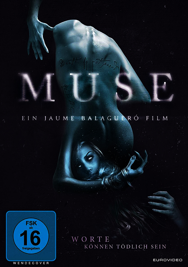 Muse - Blu-ray DVD Cover FSK 16