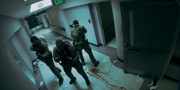 Navy SEALs vs. Zombies - Szenenbild