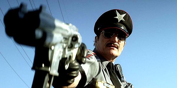 Officer Downe - Szenenbild