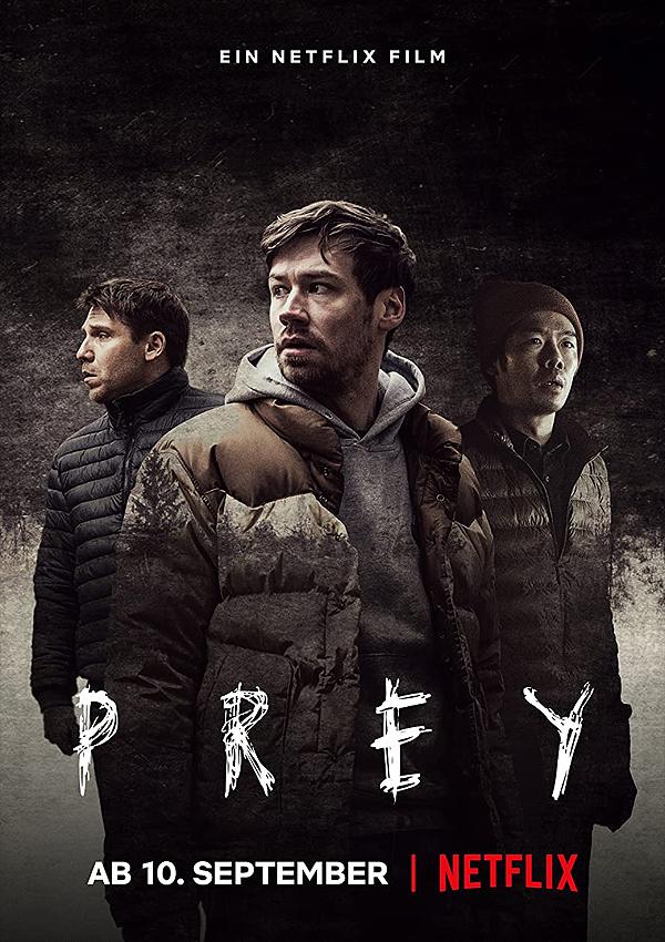 Prey - Poster FSK 16