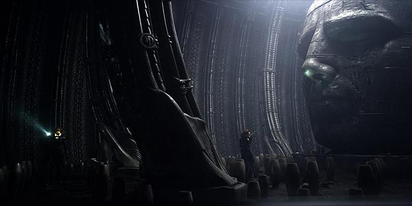 Prometheus - Szenenbild