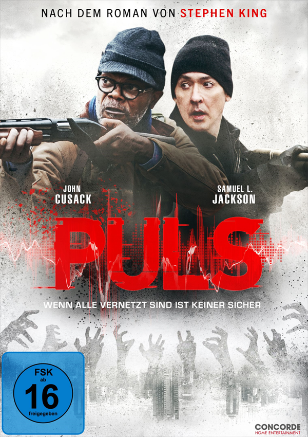 Puls - DVD Blu-ray Cover FSK 16