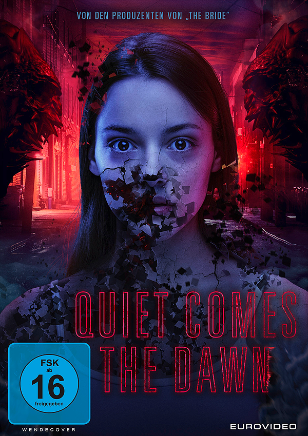 Quiet Comes The Dawn - DVD Blu-ray Cover FSK 16