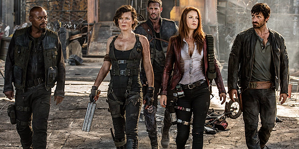 Resident Evil: The Final Chapter - Szenenbild