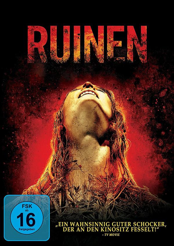 Ruinen - DVD Blu-ray Cover FSK 16