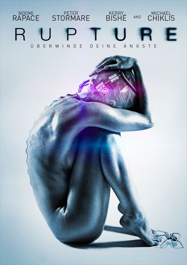 Rupture - DVD Blu-ray Cover FSK 16