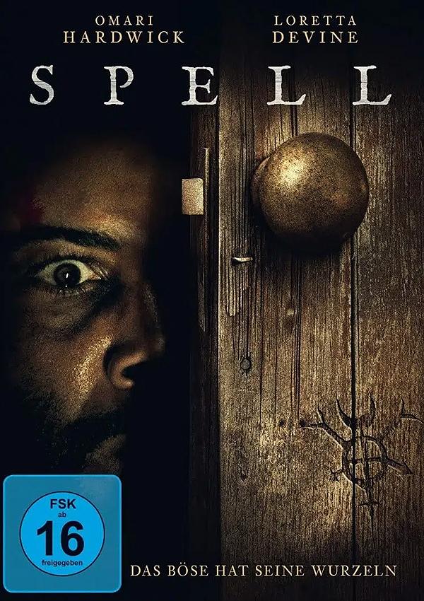 Spell - DVD Blu-ray Cover FSK 16