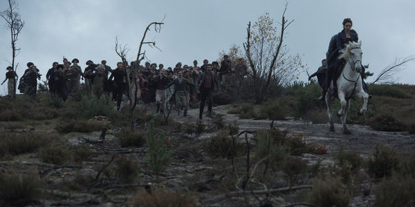 Stolz und Vorurteil & Zombies - Szenenbild