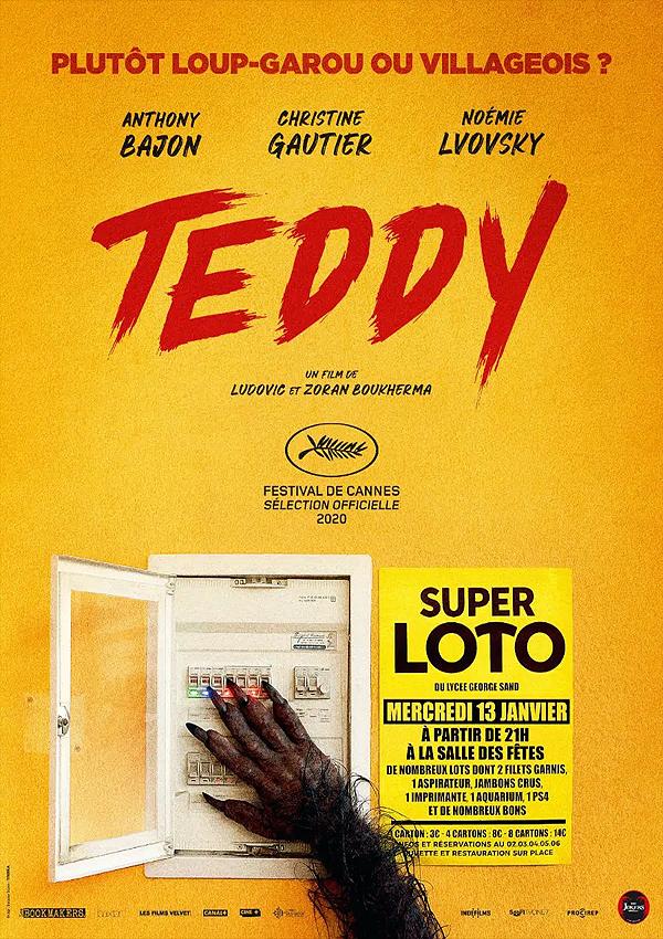 Teddy - Poster FSK 18