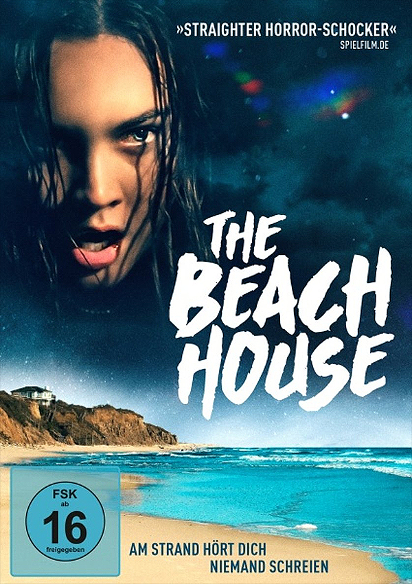 The Beach House - DVD Blu-ray Cover FSK 16