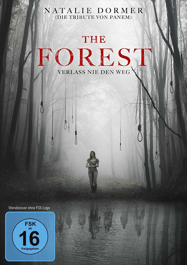 The Forest - DVD Blu-ray Cover FSK 16
