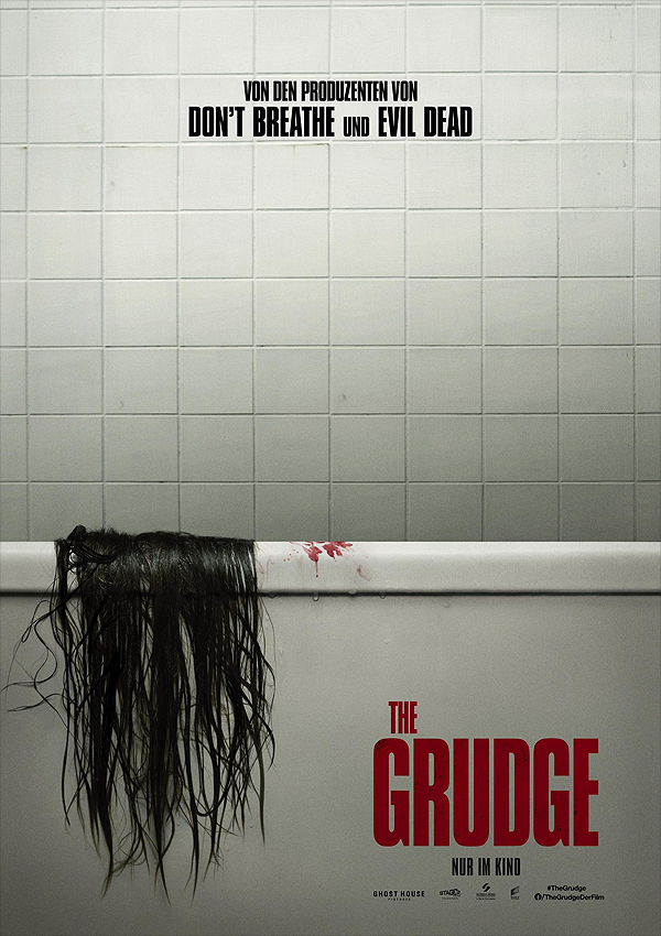 The Grudge - Poster FSK 16