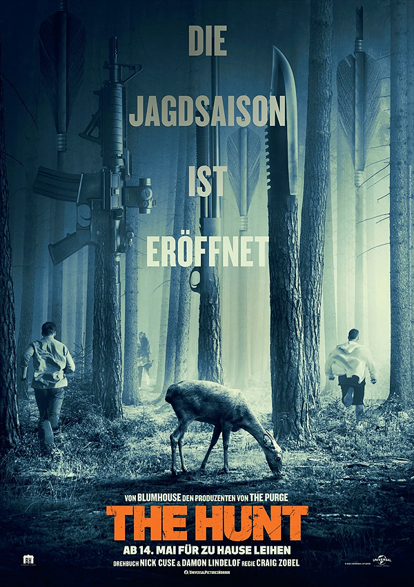 The Hunt - Poster FSK 18
