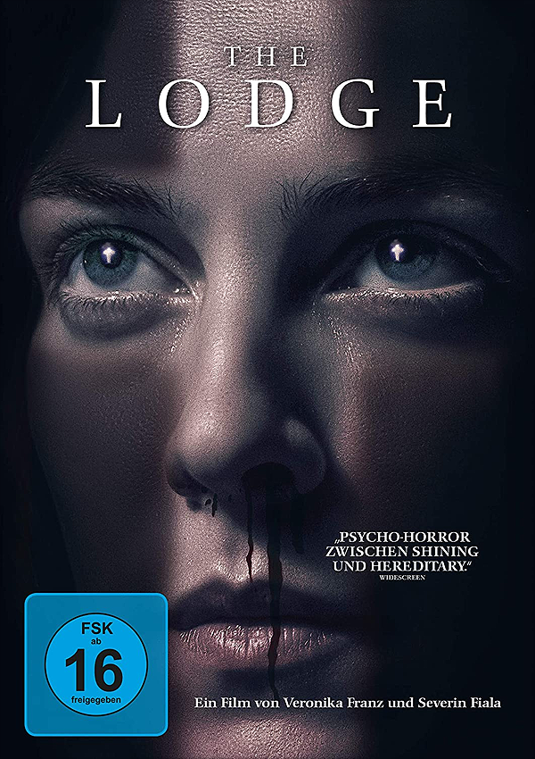 The Lodge - DVD Blu-ray Cover FSK 16
