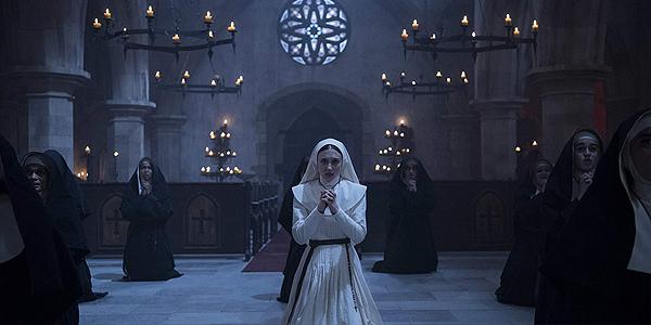 The Nun - Szenenbild