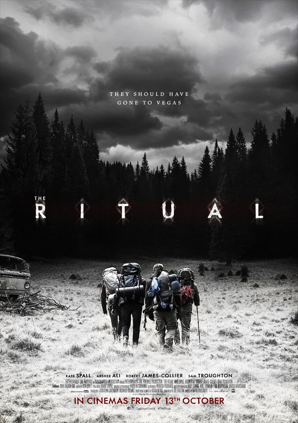 The Ritual - Poster FSK 16