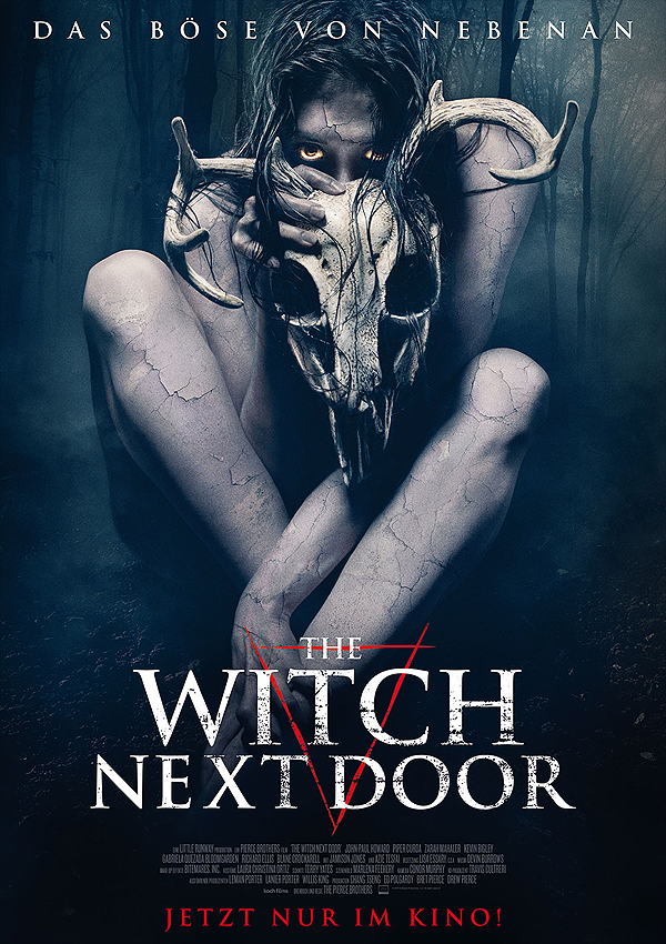 The Witch Next Door - Poster FSK 16