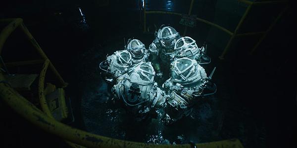 Underwater - Szenenbild