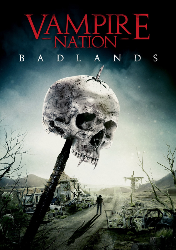 Vampire Nation: Badlands - DVD Blu-ray Cover FSK 16