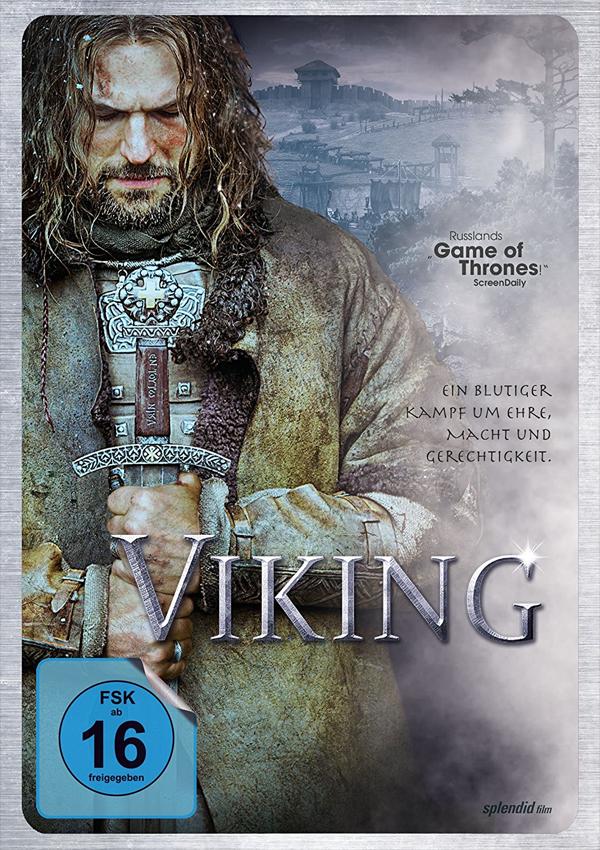 Viking - DVD Blu-ray Cover FSK 16