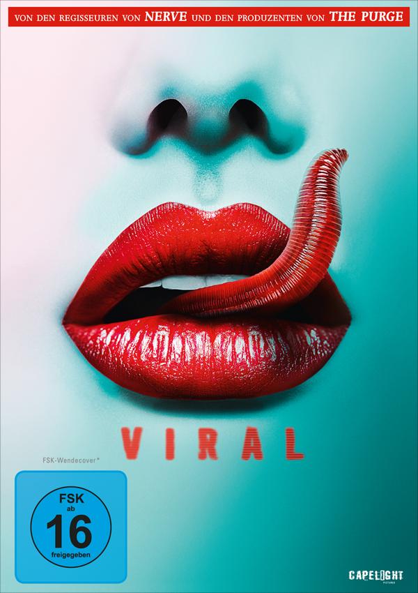 Viral - Blu-ray DVD Cover FSK 16