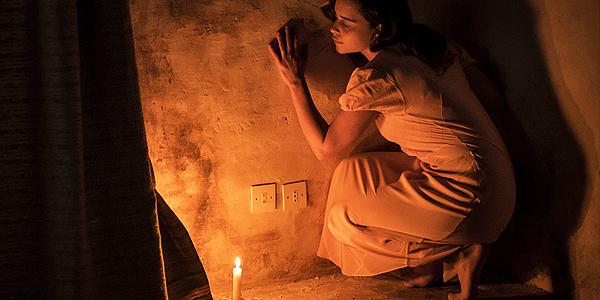 Voice from the Stone - Szenenbild