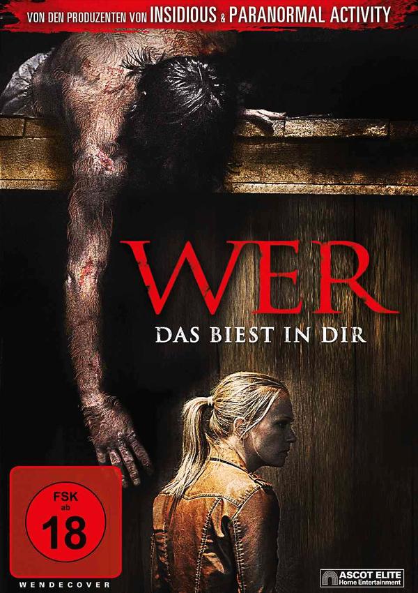WER - DVD Blu-ray Cover FSK 18