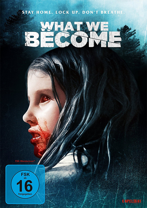What We Become - DVD Blu-ray Cover FSK 16