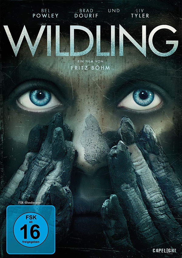 Wildling - Blu-ray DVD Cover FSK 16