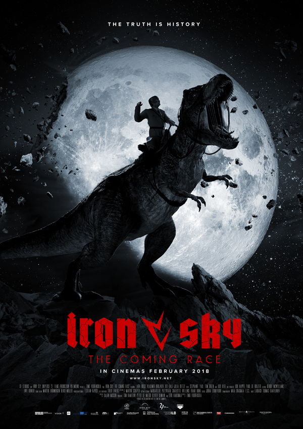 Iron Sky 2: The Coming Race - Poster